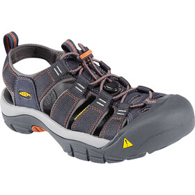 Keen Newport H2 Sandalias Hombre, india ink/rust